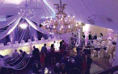 Hamilton's #1 Banquet Hall Has A New Look!