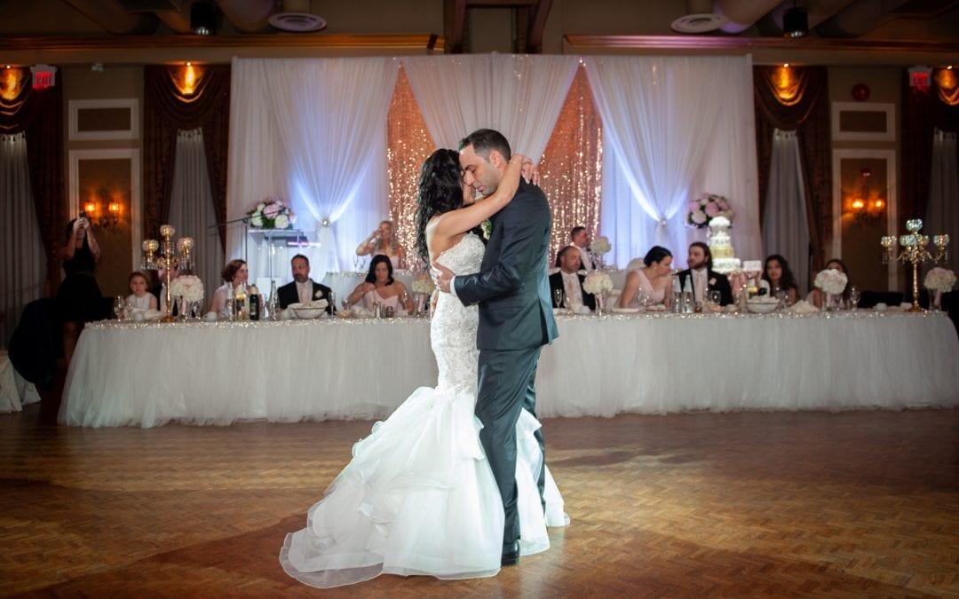 Dreams do come true! Amanda and Michael's LIUNA Station's wedding!