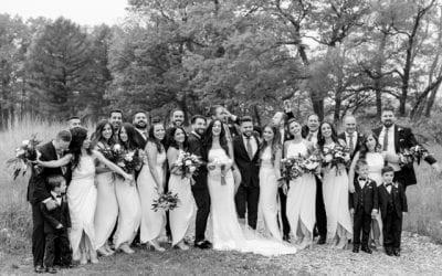 Modern, Beautiful Wedding – an interview with Cristina and Joseph